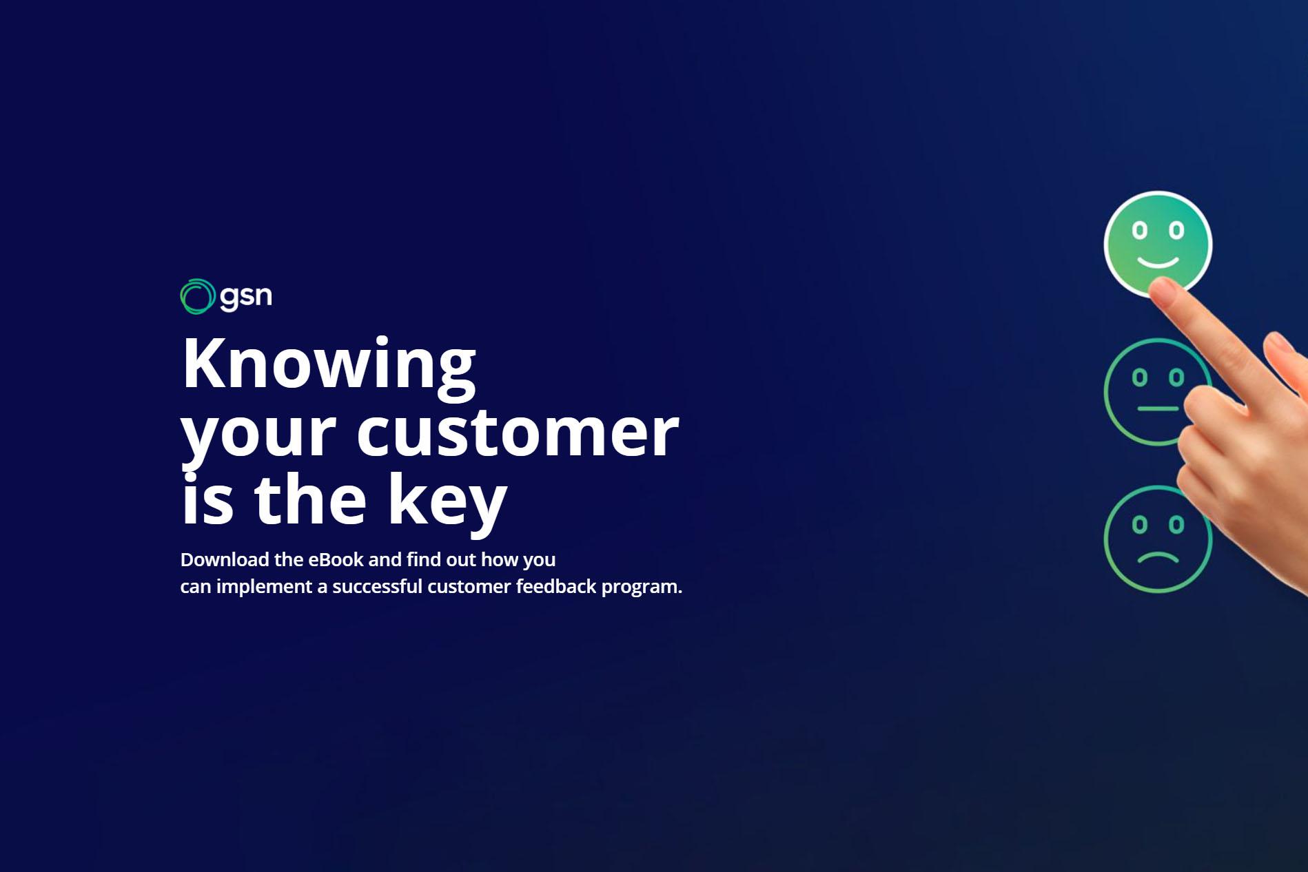 Implementing a successful customer feedback program